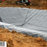 Geomembranes & bassin de rétention enterré 2