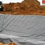 Geomembranes & bassin de rétention enterré 4