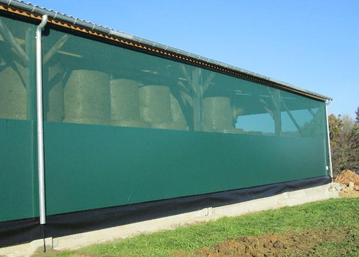 rideaux agricoles 1